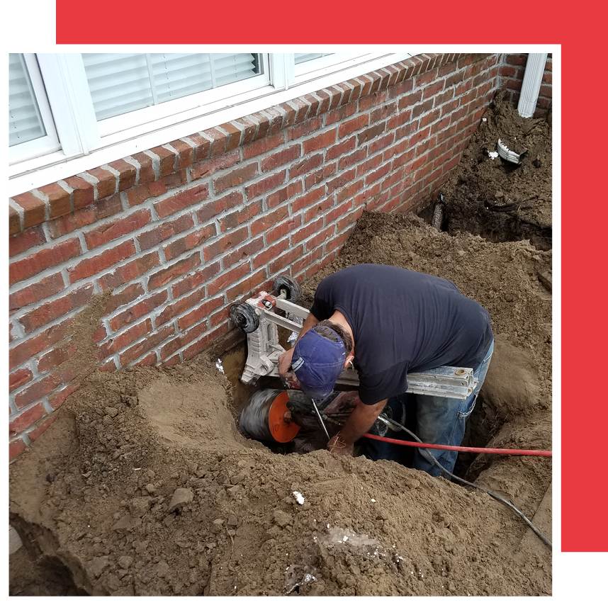 Foundation Repairs